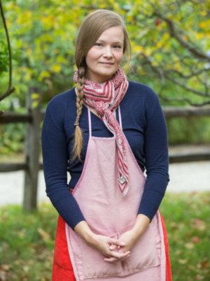 Elizabeth Brady Gadilauskas : Sun Room Assistant