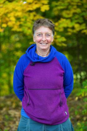 Krista Palmer : Council Chair & Eighth Grade